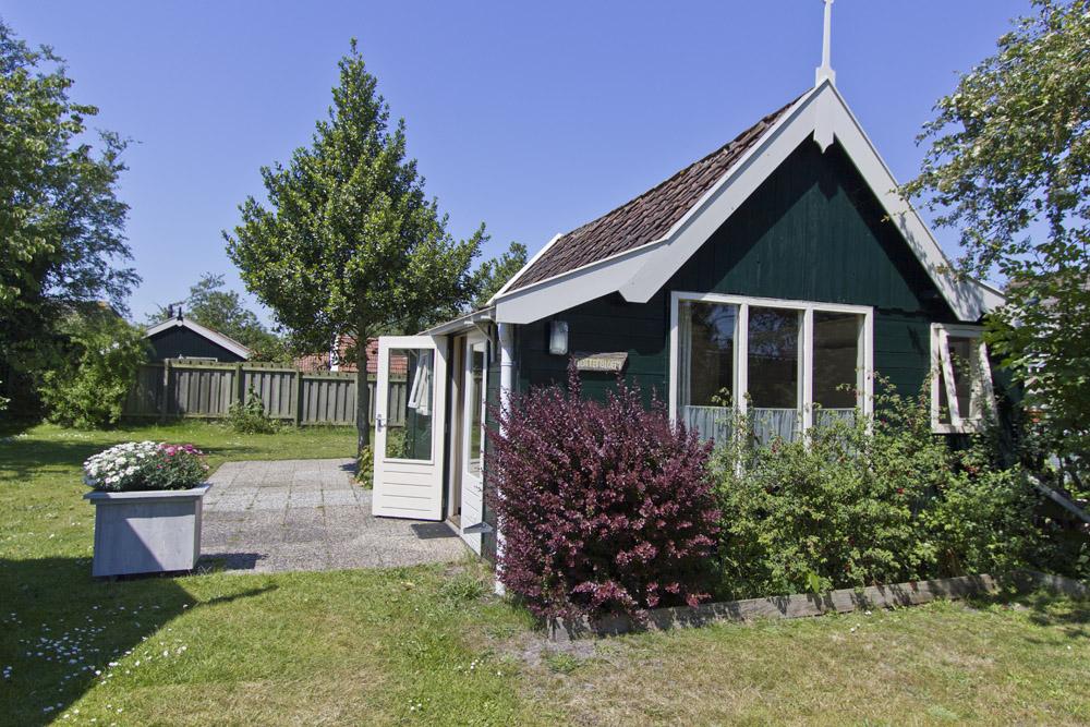 Een schattig tweepersoons vakantiehuisje in Midsland Terschelling